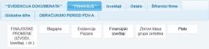 finansije